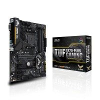 Asus TUF X470-PLUS GAMING AM4 DDR4 ATX Motherboard