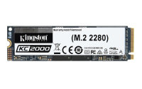 Kingston KC2000 500GB NVMe SSD