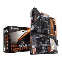 Gigabyte H370 AORUS GAMING 3 WIFI LGA 1151 DDR4 ATX Motherboard