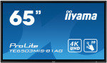 "Iiyama ProLite TE6503MIS-B1AG 64.5"" Touch Screen Display"