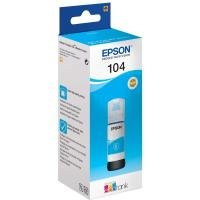 Epson 104 EcoTank Cyan Ink Bottle