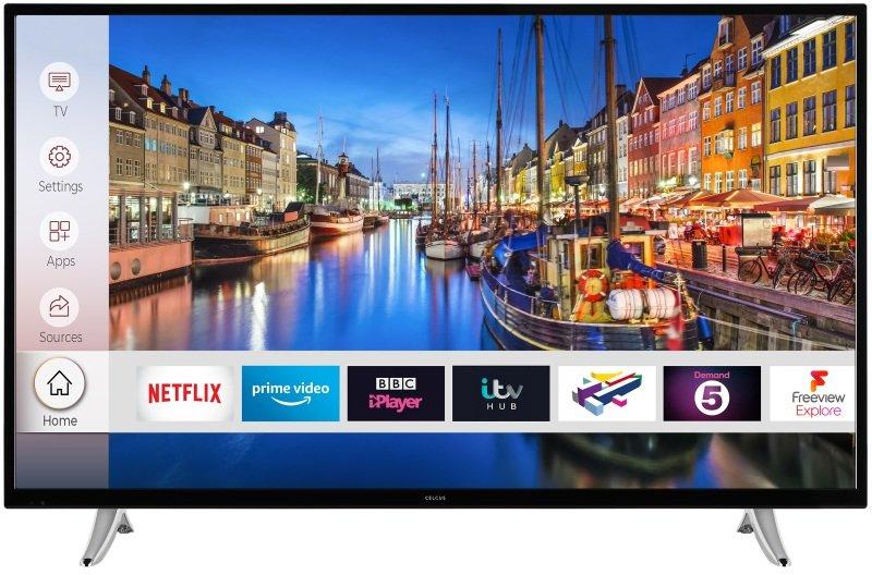 "Celcus 49"" Full HD Smart TV"