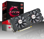EXDISPLAY AFOX Radeon RX 580 8GB Graphics Card