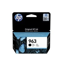 HP 963 Black Original Ink Cartridge (3JA26AE)