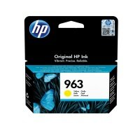 HP 963 Yellow Original Ink Cartridge (3JA25AE)