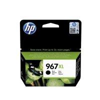 HP 967XL Extra High Yield Black Original Ink Cartridge (3JA31AE)