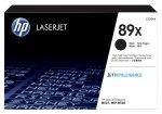 HP 89X High Yield Black Original LaserJet Toner Cartridge (CF289X)