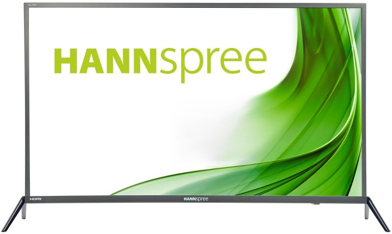 "Hannspree HL 326 UPB 31.5"" Full HD Monitor"