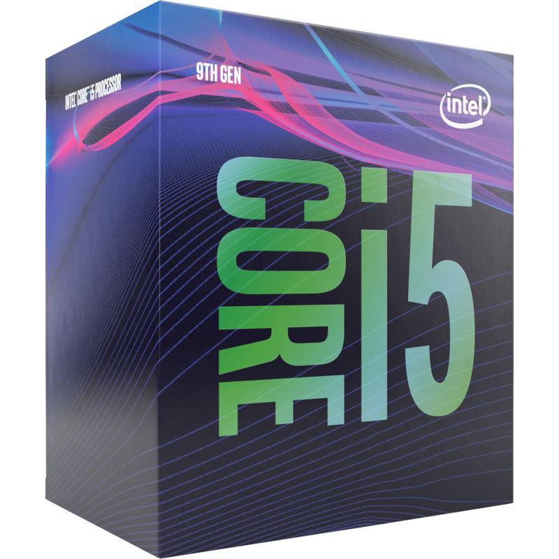 Intel Core i5 9400 9th Gen Coffee Lake 6 Core Processor