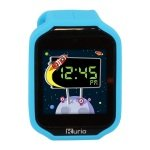 Kurio Childrens Bluetooth Smart 2.0 Alarm Chronograph Watch Blue - C17515