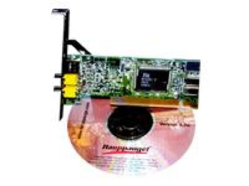 Hauppauge Impact VCB Video input adapter NTSC, PAL PCI Card