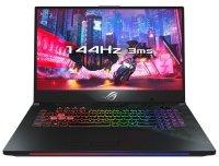 "EXDISPLAY ASUS ROG Strix GL704GV Gaming Laptop Intel Core i7-8750H 2.2GHz 16GB DDR4 1TB HDD 256GB SSD 17.3"" IPS Full HD No-DVD NVIDIA RTX 2060 WIFI Windows 10 Home"