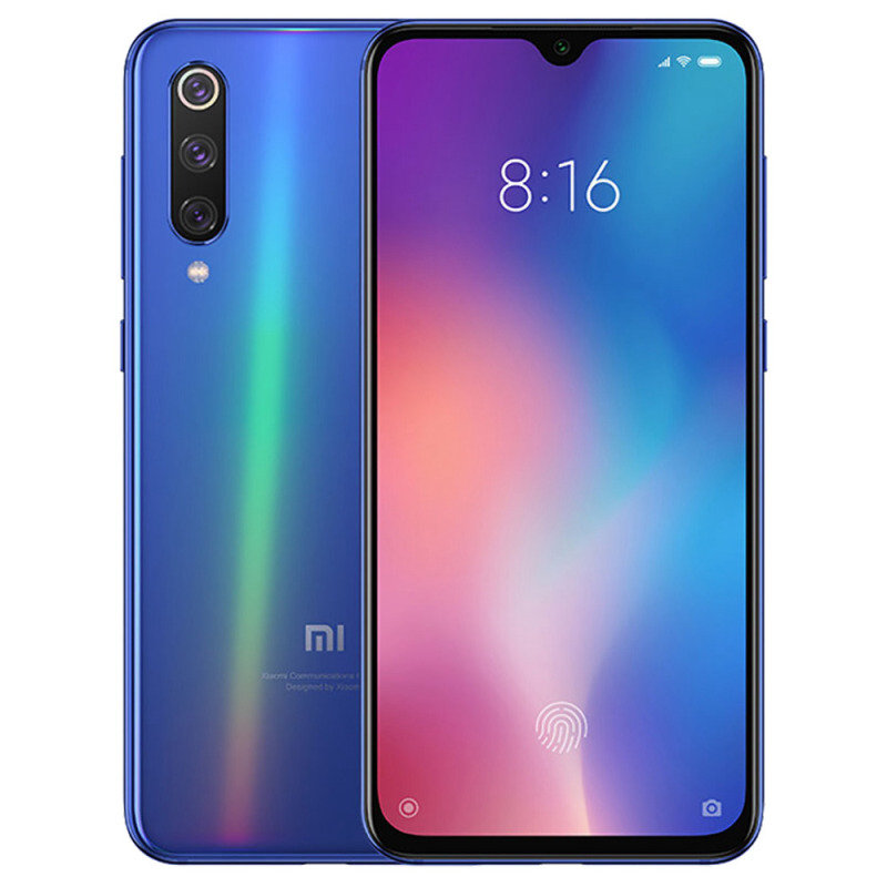 Xiaomi Mi 9 SE 128GB Smartphone - Ocean Blue