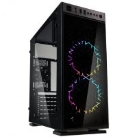 Kolink Inspire K1 Mid Tower Gaming Case - Black