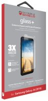 Zagg Invisibleshield Glass+ screen protection for Galaxy J6