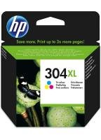 HP Ink/304XL Blister Tri-color