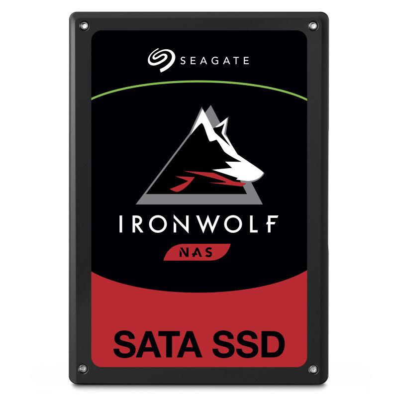 Seagate 240GB IronWolf 110 - NAS SATA SSD 2.5