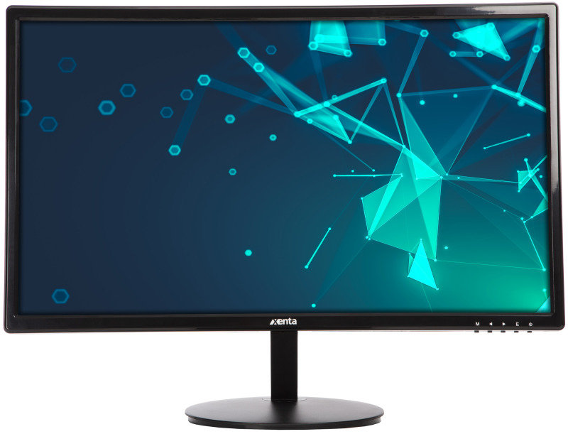 "EXDISPLAY Xenta 24"" Monitor Full HD VGA HDMI"
