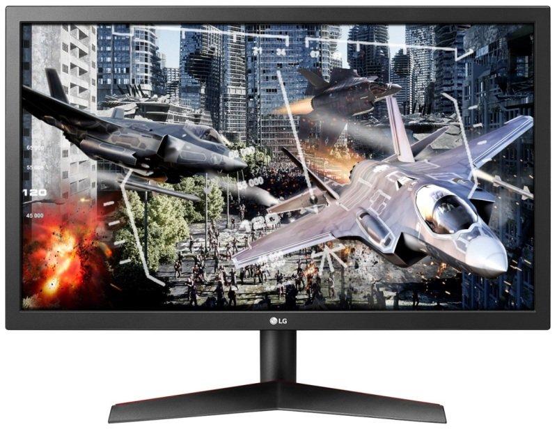 "LG UltraGear 24GL600F 24"" Full HD 144Hz 1ms Gaming Monitor"