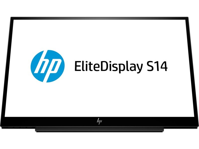 "HP S14 14"" Full HD Portable Monitor"