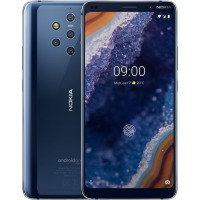 Nokia 9 PureView 128GB Smartphone - Midnight Blue
