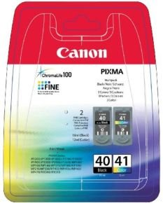 Canon PG-40/ CL-41 Multipack Ink Cartridge