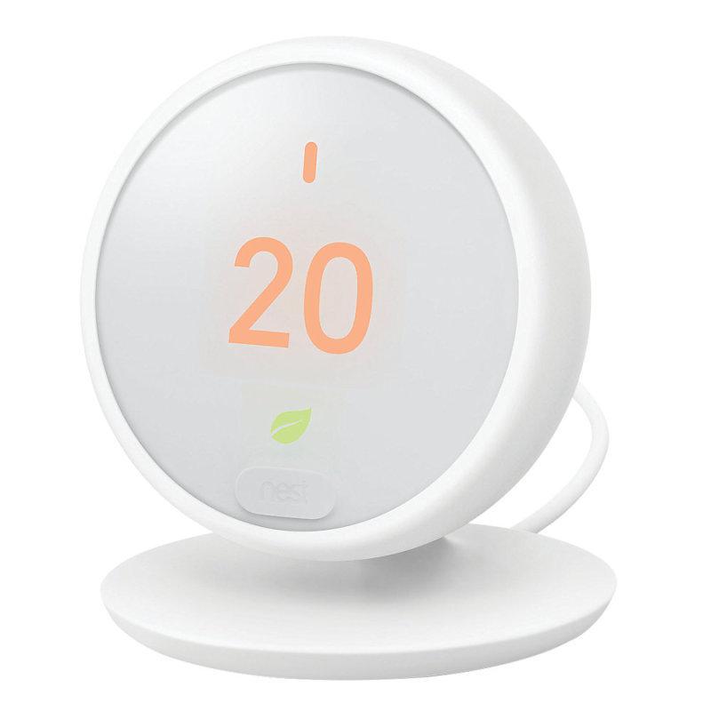 Google Nest Smart Thermostat E - White
