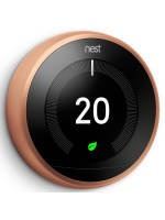 Nest 3rd Gen Learning Thermostat - Copper