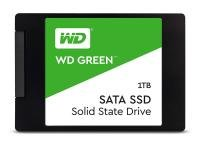 "WD Green 1TB Internal PC SSD - SATA III 6 Gb/s, 2.5""/7mm - WDS100T2G0A"