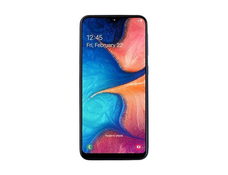 Samsung Galaxy A20e 32GB Smartphone - Blue
