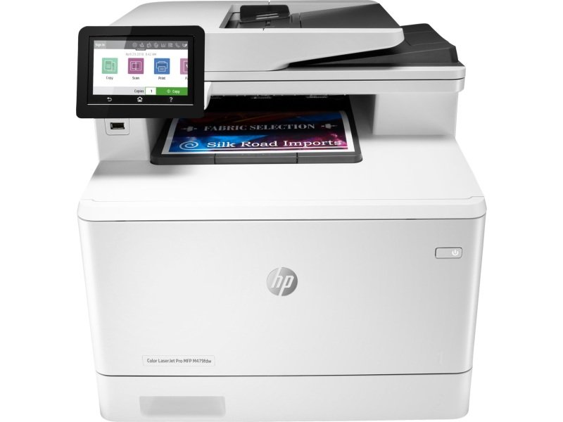 HP M479fdw Multifunction A4 Wireless Colour Laser Printer
