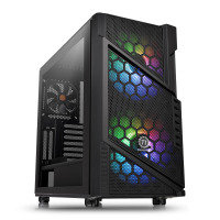 Thermaltake Commander C31 TG ARGB Black Edition