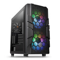 Thermaltake Commander C33 TG ARGB Black Edition Case