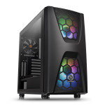 Thermaltake Commander C34 TG ARGB Black Edition Case