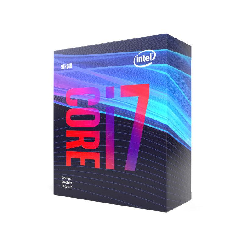 Intel Core i7 9700F 9th Gen Coffee Lake 8 Core Processor
