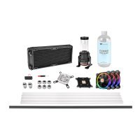 Thermaltake Pacific C240 DDC Hard Tube Water Cooling Kit