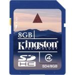 Kingston 8GB Secure Digital High Capacity Card