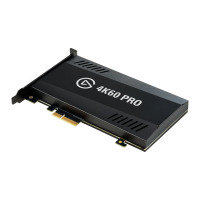 Elgato 4K60 Pro Internal PCIe Ultra HD Video Gaming Capture Card