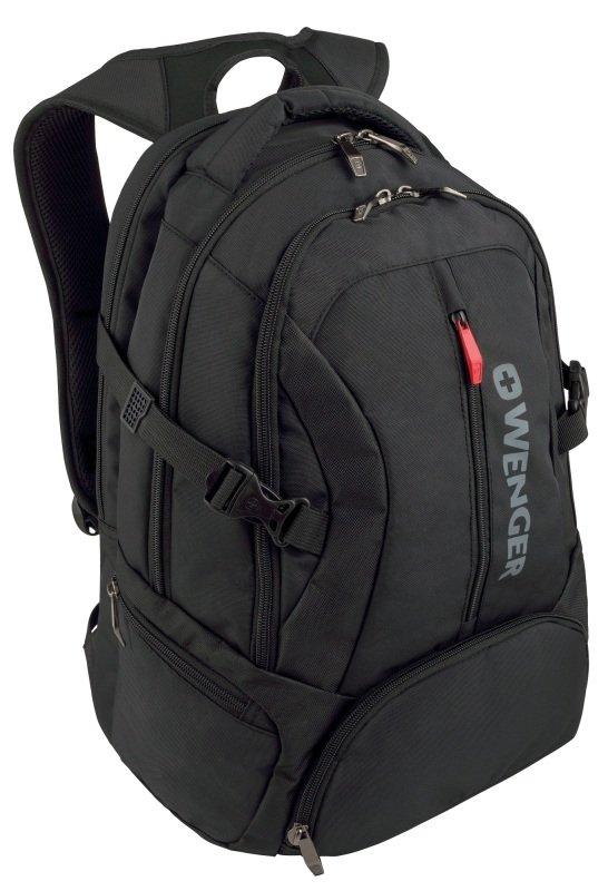 "Wenger Transit 16"" Deluxe Laptop Backpack with Tablet Pocket"