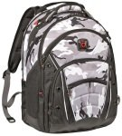 "Wenger 16"" Synergy Laptop Backpack Grey Camo"