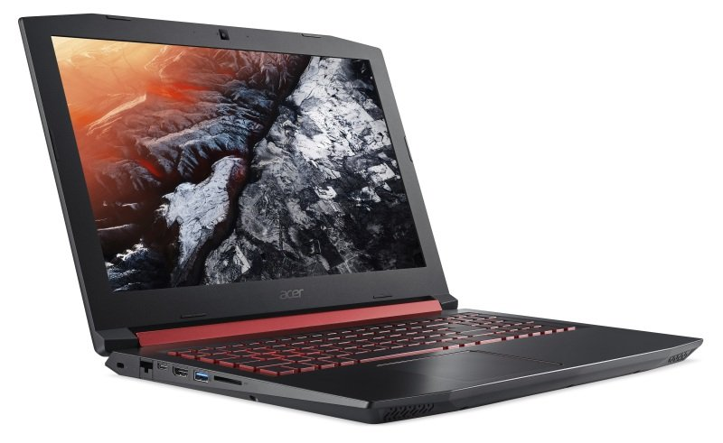 Acer Nitro 5 AN515-52 Core i7 8GB 1TB 128GB 1050 Ti Gaming Laptop