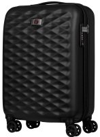 "Wenger Lumen 20"" Hardside Luggage Global Carry-On Black"