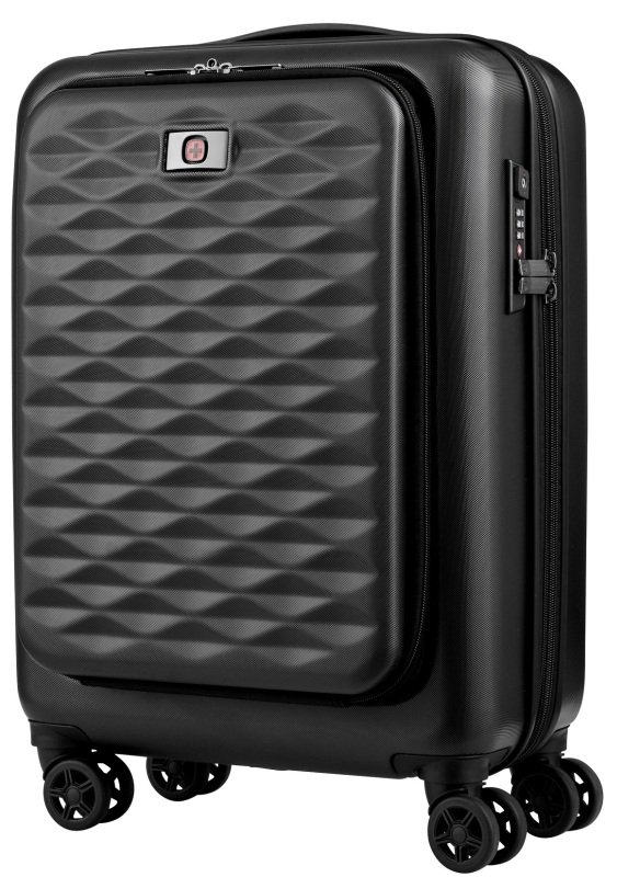 Wenger Lumen Hs 20 Bus Carry On Black