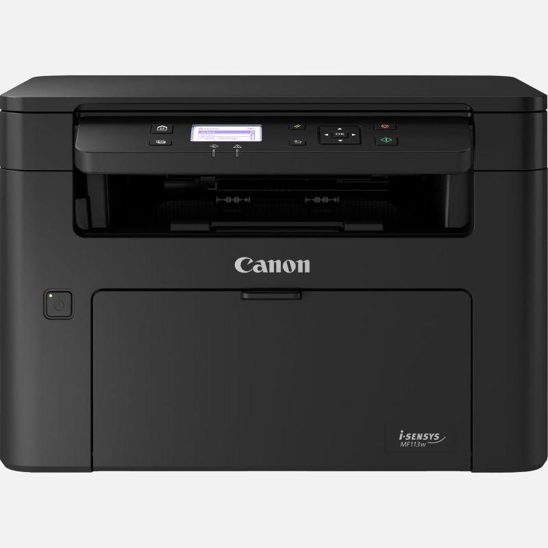 Canon i-SENSYS MF113w A4 Mono Multifunction Laser Printer