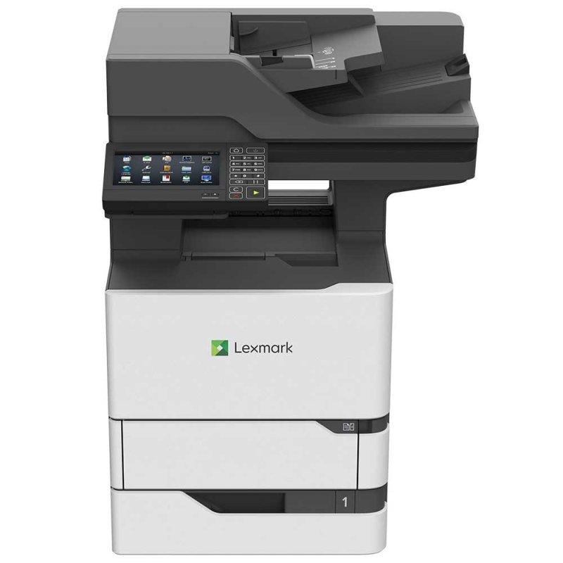Lexmark MX722ade A4 Mono Multifunction Laser Printer