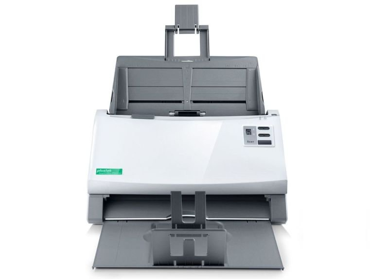 Plustek 0297TS Smartoffice Ps3140 Colour Scanner