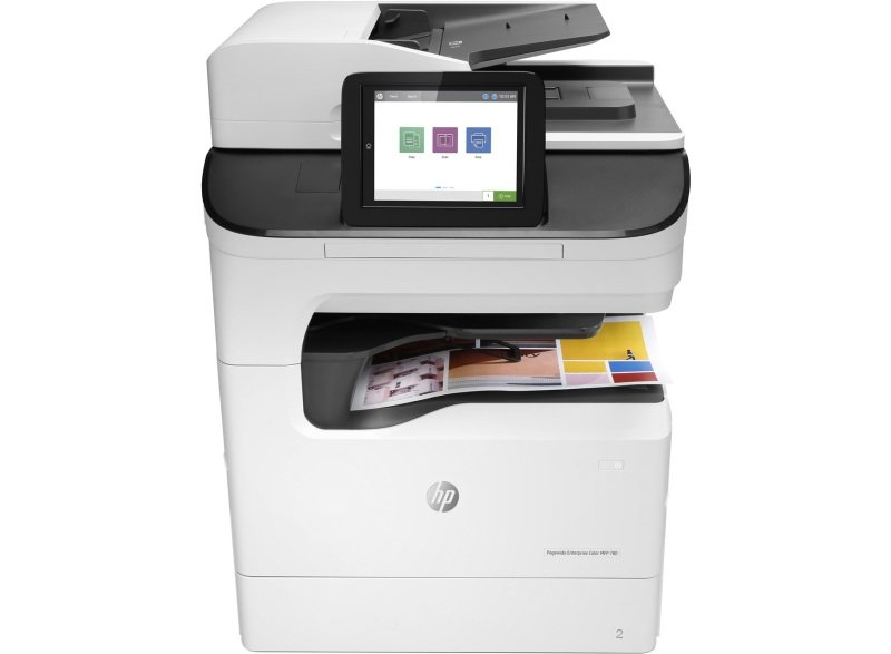 Image of HP 780dns PageWide Enterprise Colour Multifunction Printer