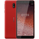 Nokia 1 Plus 8GB Smartphone - Red
