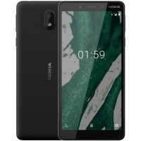 Nokia 1 Plus 8GB Smartphone - Black
