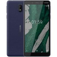 Nokia 1 Plus 8GB Smartphone - Blue